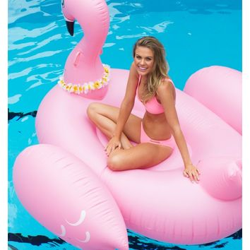 Giant Flamingo Inflatable Pool Toy | SHOWPO Fashion Online Shopping