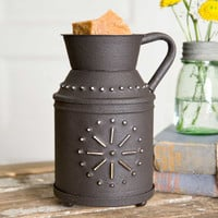 Milk Jug Wax Warmer