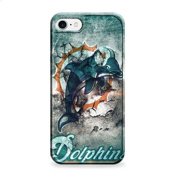 Miami Dolphins peeling iPhone 6 | iPhone 6S case