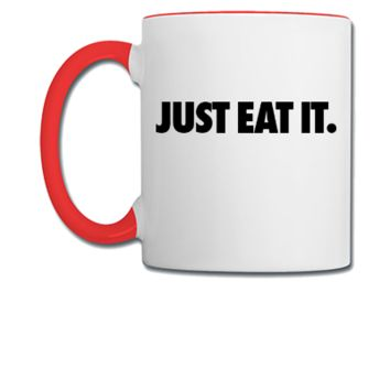 Just Eat It - Coffee/Tea Mug