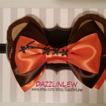 Star Wars Cute Ewok Hair Bow