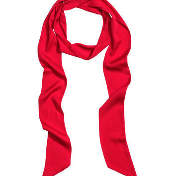 H&M Narrow Satin Scarf $5.99