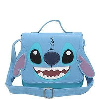 Loungefly Disney Lilo & Stitch Face Satchel