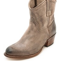 Frye Deborah Short Booties