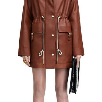 Acne Studios - Loreto cognac brown