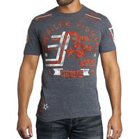 American Fighter by Afflcition Stoney Brook Slub Tee Shirt