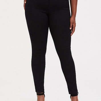 Skinny Jean - Black Rinse (Shorter & Taller Lengths!)