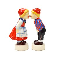 Collectible Magnetic Salt and Pepper Shakers Danish
