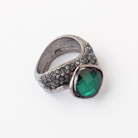 New Arrival Gift Shiny Jewelry Stylish Fashion Vintage Strong Character Gemstone Diamonds Accessory Ring [4918800964]
