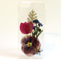 Hannah iPhone 6 Dried Flower Phone Case