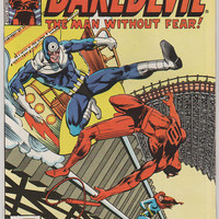 Daredevil; V1, 161.  NM-. Nov 1979.  Marvel Comics