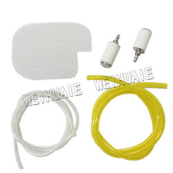 New Chainsaw Air Fuel Filter for Poulan 530057925 530069216 530069247 530095646