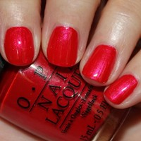 OPI Minne Mouse Collection I'm ALL Ears M14