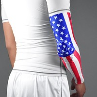 USA American Flag Granada / Padded Arm Sleeve