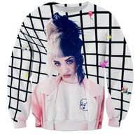 Melanie Martinez/sweatshirt/tumblr.