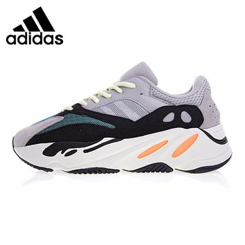 Adidas Yeezy Boost 700 Men's Running Shoes, Grey, Shock Absorption  Wear-resistant Breathable  Non-slip B75571