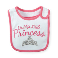 "Koala Baby ""Daddy's Little Princess"" Bib"