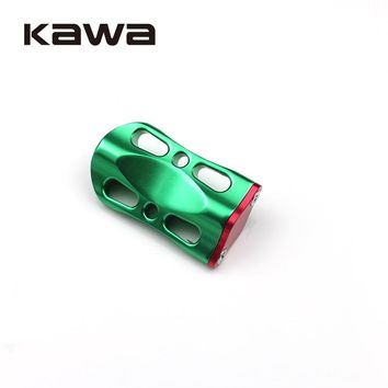 KAWA 2016 New Design Machined Metal Handle Knobs Aluminium For Bait Casting Spining Reels Fishing Tackles