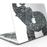 Zendoodle Elephant - MacBook Air Skin Kit