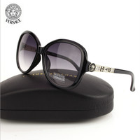 Perfect Versace Women Casual Popular Summer Sun Shades Eyeglasses Glasses Sunglasses&Christmas Gift Box