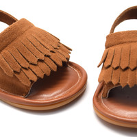 Little Tribe- PU Baby Sandals