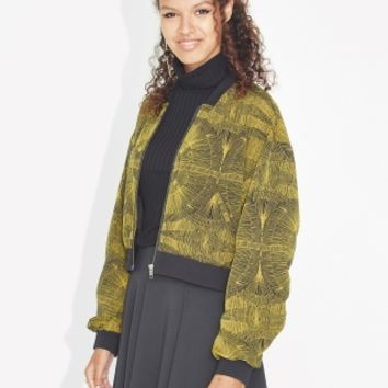 Monki | Jackets & coats | Cloé bomber jacket