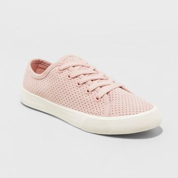 Women's Jena Lace Up Sneakers - Universal Thread™ Pink
