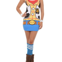 Disney Toy Story Woody Costume Dress | Hot Topic