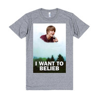 I Want To Belieb (Justin Bieber, X-Files)