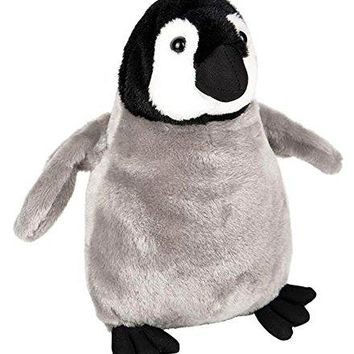 "Wildlife Tree 10"" Baby Penguin Chick Stuffed Animal Plush Floppy Zoo Animal Den Collection"