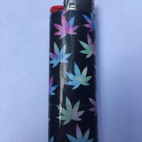 Custom BIC lighter