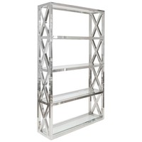 Worlds Away Clifton Etagere