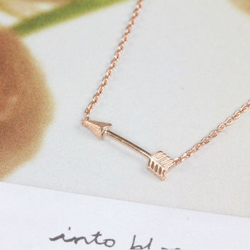 Tiny Arrow Bracelet