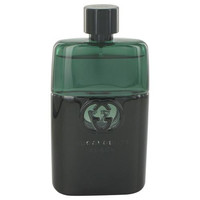 Gucci Guilty Black by Gucci Eau De Toilette Spray (Tester) 3 oz (Men)