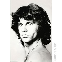 The Doors - Jim Morrison Portrait Poster on Sale for $6.99 at HippieShop.com