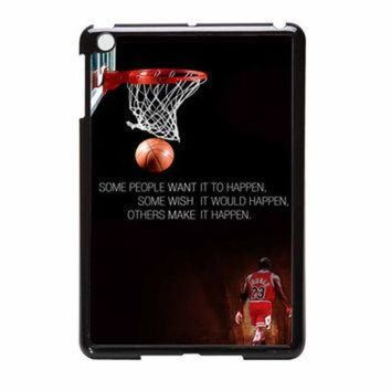 CREYUG7 Michael Jordan Quote iPad Mini 2 Case