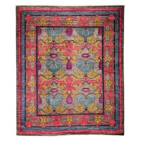 "Morris Collection Oriental Rug, 8'1"" x 9'7"""