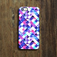 Andromedia Optical Watercolor Geometric iPhone Galaxy Phone Case 042-1