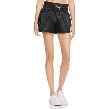 Puma Womens Running Fitness Shorts - Walmart.com