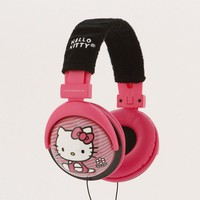 Sakar Hello Kitty Foldable Headphones 35009-KHL