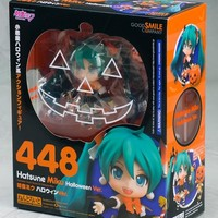 Nendoroid  Hatsune  Halloween        Action