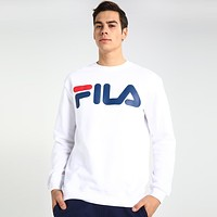 Men's FILA Print Top Sweater Pullover