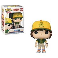 Dustin at Camp Funko Pop! Television Stranger Things