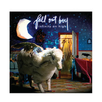 Fall Out Boy - Infinity On High Vinyl LP Hot Topic Exclusive