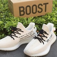 Adidas Yeezy Boost 350V2 x OFF-WHITE