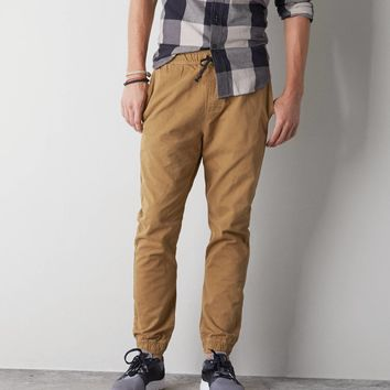 AEO Jogger Pant, Campus Khaki | American Eagle Outfitters