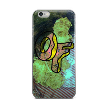 Tyler The Creator OFWGKTA Golf Wang GOLF Odd Future OF Donuts iPhone 4 4s 5 5s 5C 6 6s 6 Plus 6s Plus 7 & 7 Plus Case