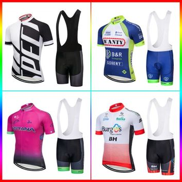 cycling jersey cycling skinsuit set riding clothing  cycling jersey 2019  castelli  raiders jersey  80% Polyester and 20% Lycra