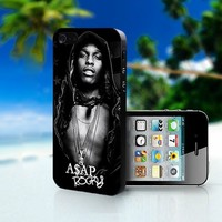 Asap Rocky - Photo On Hard Cover For iPhone 4,4S