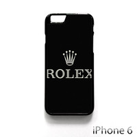 Rolex Logo for Iphone 4/4S Iphone 5/5S/5C Iphone 6/6S/6S Plus/6 Plus Phone case